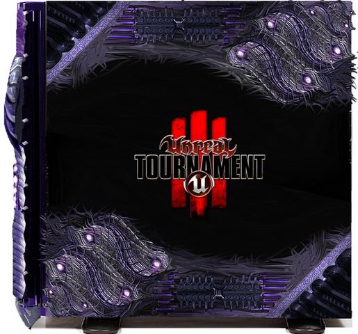 Unreal Tournament 2 моддинг