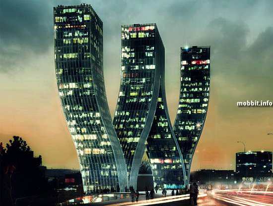 ������ ���������� Walter Towers � ���� ����� W