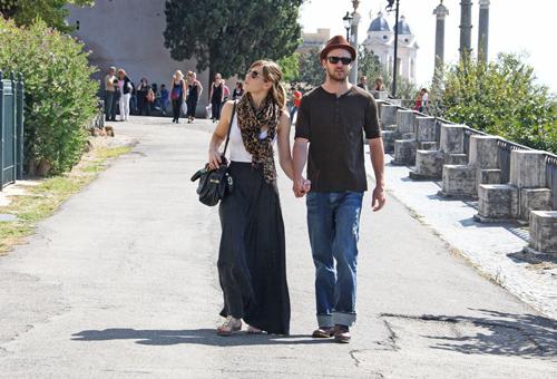 Джастин и Джессика: Скоро свадьба?