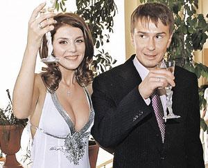 Седокова обвинила Белькевича в супружеской неверности