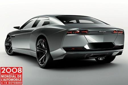 Концепт Lamborghini Estoque(+опрос)