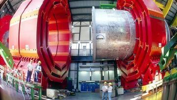 ЦЕРН откроет вычислительную сеть Большого адронного коллайдера