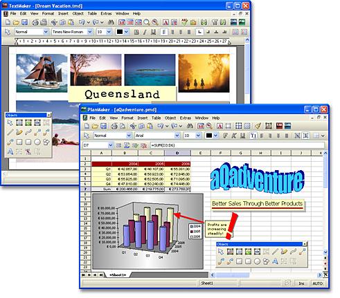 Бесплатный офисный пакет SoftMaker Office