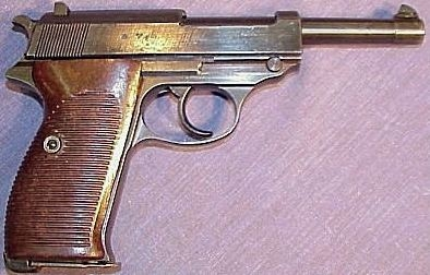 Walther P38 / P1