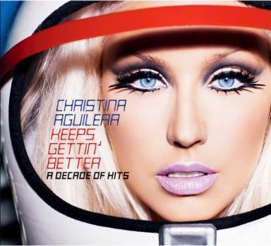 Кристина Агилера в промо-фотосессии к сборнику своих лучших хитов
