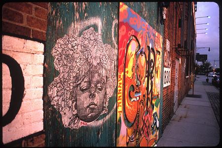 Граффити без границ