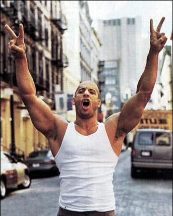 Vin Diesel - биография(+опрос)
