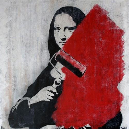 Граффити: стены как трибуна