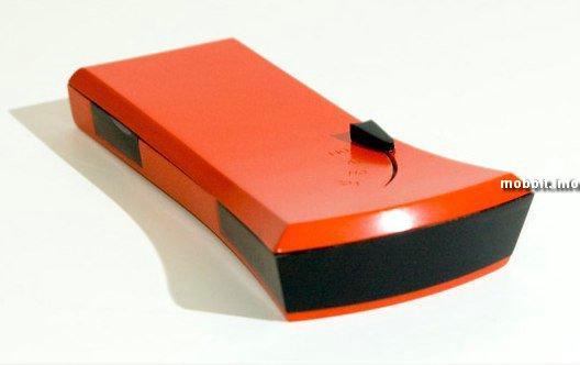 10.10.2008   Hi-Tech  Концептуальный пульт дистанционного управления с одной кнопкой