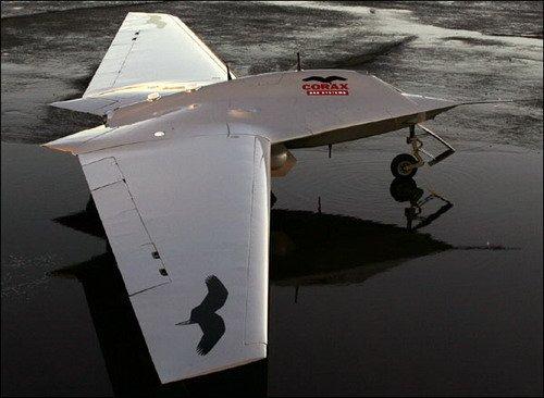 Самолеты необычной формы