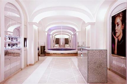 Dior: отель красоты