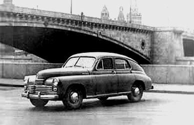 Победа советского автопрома