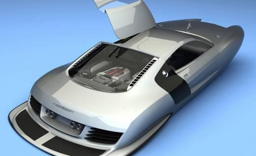 ��������� Audi R8 �� Vizualtech