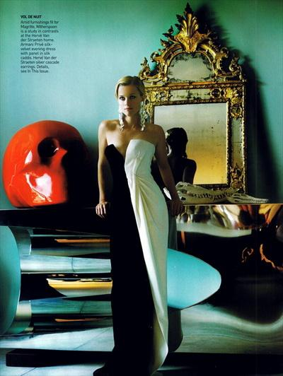 ��� ��������� (Reese Witherspoon) � ������� Vogue