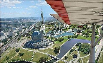 Минск в будущем