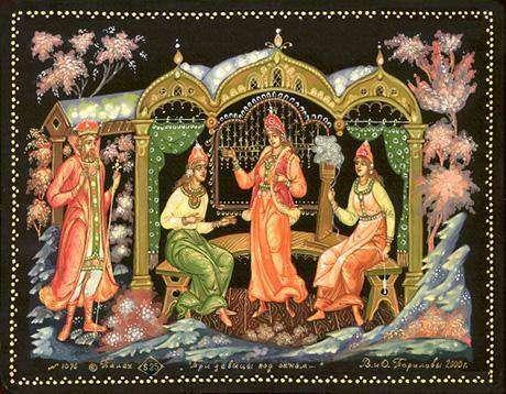 Почему «Бог троицу любит»? О популярности простого числа