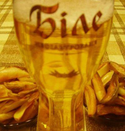 Картошка к пиву