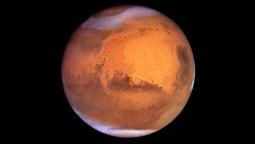 Астрономы обнаружили на Марсе источники метана