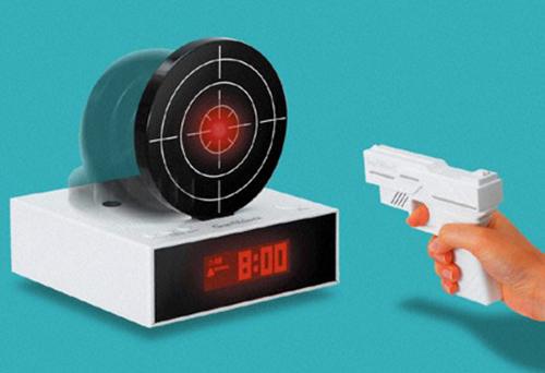 Gun O'Clock - часы для стрелков