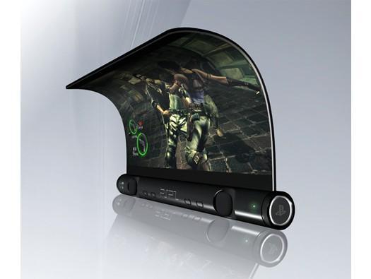 Концепт PSP 2: выглядит sexy