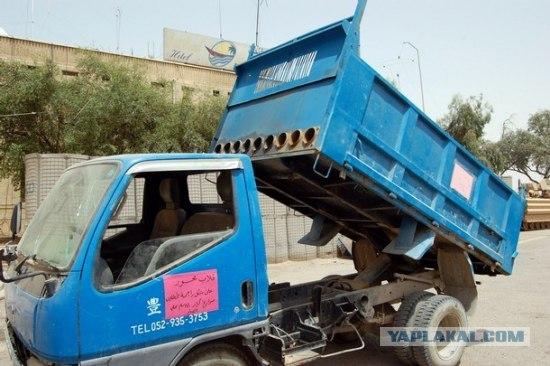 Ракетная установка по-иракски