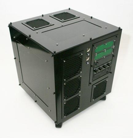 Mоддинг корпуса Custom MM U2-UFO