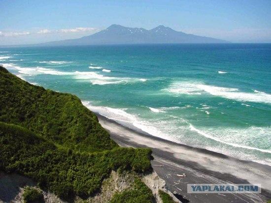 Природа Курилиских островов