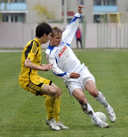 """""""Шахтер"""" - """"Динамо Минск"""" 0-1"""
