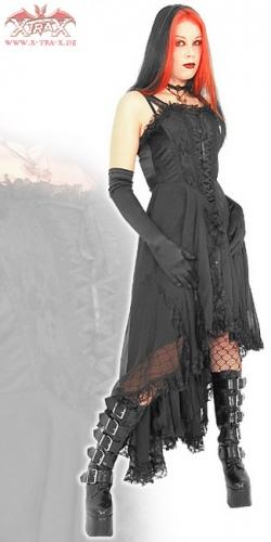 Готические наряды. Платья. Часть 1
