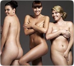 Нужный размер: Раскрыты параметры идеального женского тела