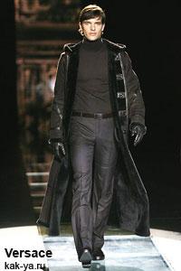 Мужская мода осень-зима 2008–2009 года. Верхняя одежда