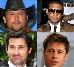 Топ-7 звездных мужчин, делающих деньги на красоте.
