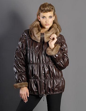 Модные зимние одёжки