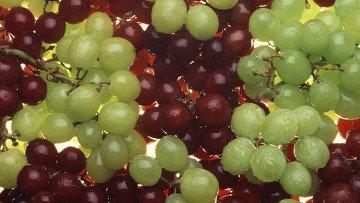 Виноград снижает риск сердечных заболеваний