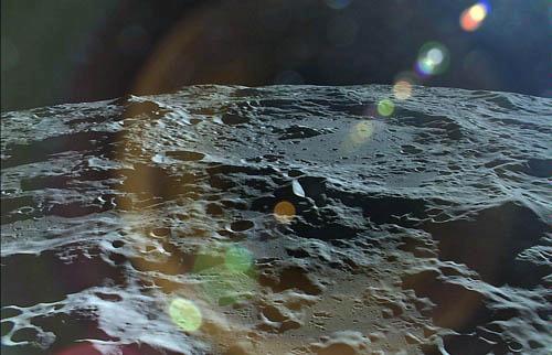 Так есть ли вода на Луне?