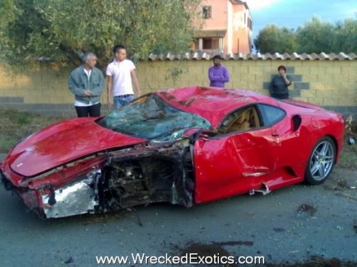 ������ �� Ferrari F430