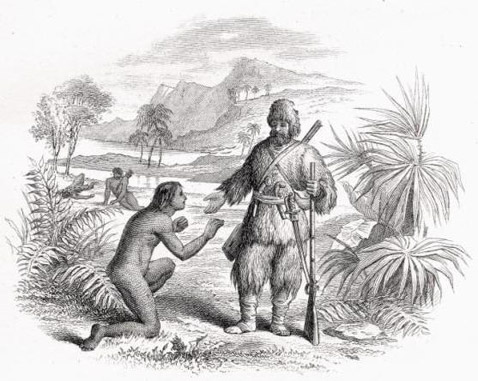В Тихом океане нашли следы Робинзона Крузо