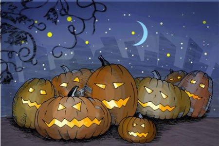 Сегодня во всем мире празднуют Хэллоуин