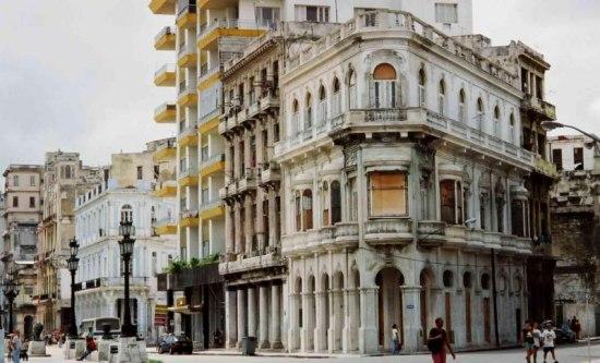 Умирающая роскошь Гаваны