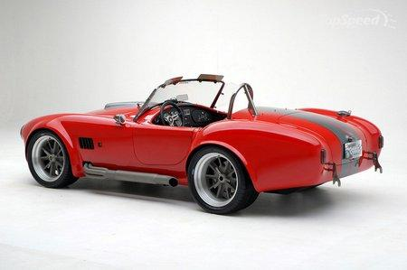 Родстер Superformance MKIII-R на базе Shelby Cobra