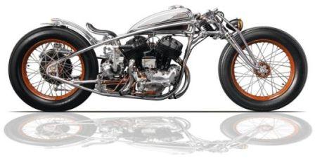 Дорогие мотоциклы Chicara Nagata