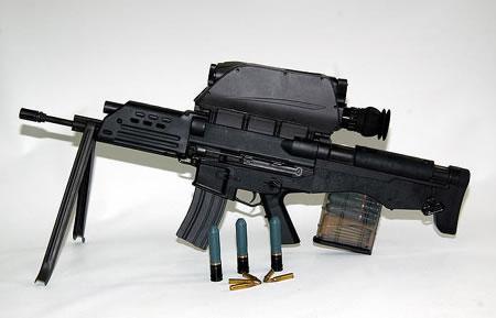 Оружие будущего: винтовка-компьютер из Кореи