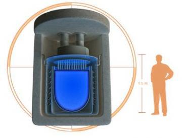 Электричество будущего: ядерный реактор дома