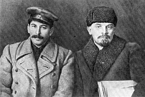 Грабежи Сталина крышевал Ленин
