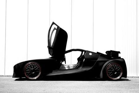���� Weber Sportscars Faster One: �������� ��-����������