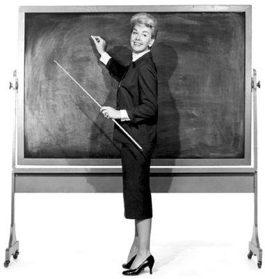 Классификация учителей