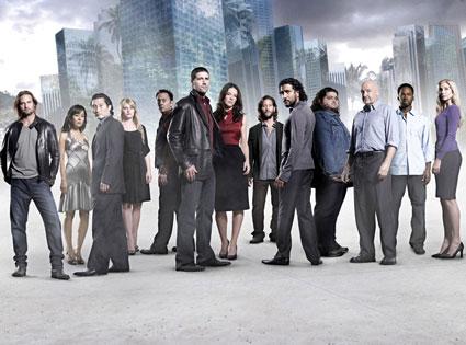 Промофото 4-го сезона Lost