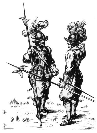 Рацион питания солдата XV века