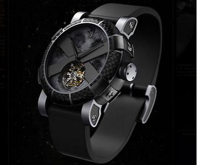 Космическая роскошь: Швейцарцы выпустили наручные часы из лунной пыли