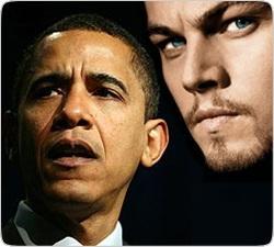 """Барак Обама и Леонардо ди Каприо названы """"Мужчинами года"""""""